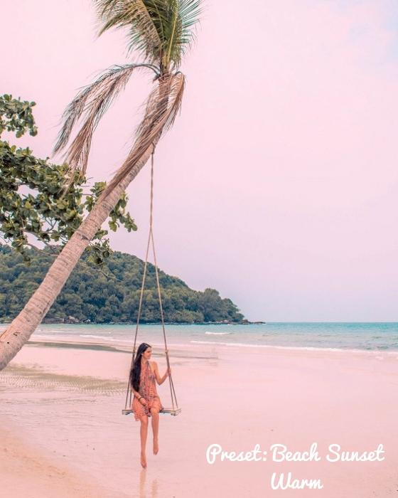 Light Dream preset collection - for mobile - Daily Travel Pill