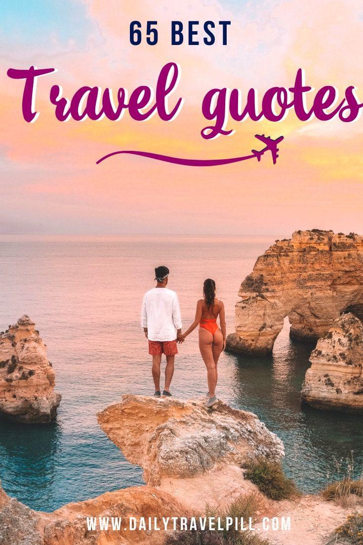 Best travel couple quotes
