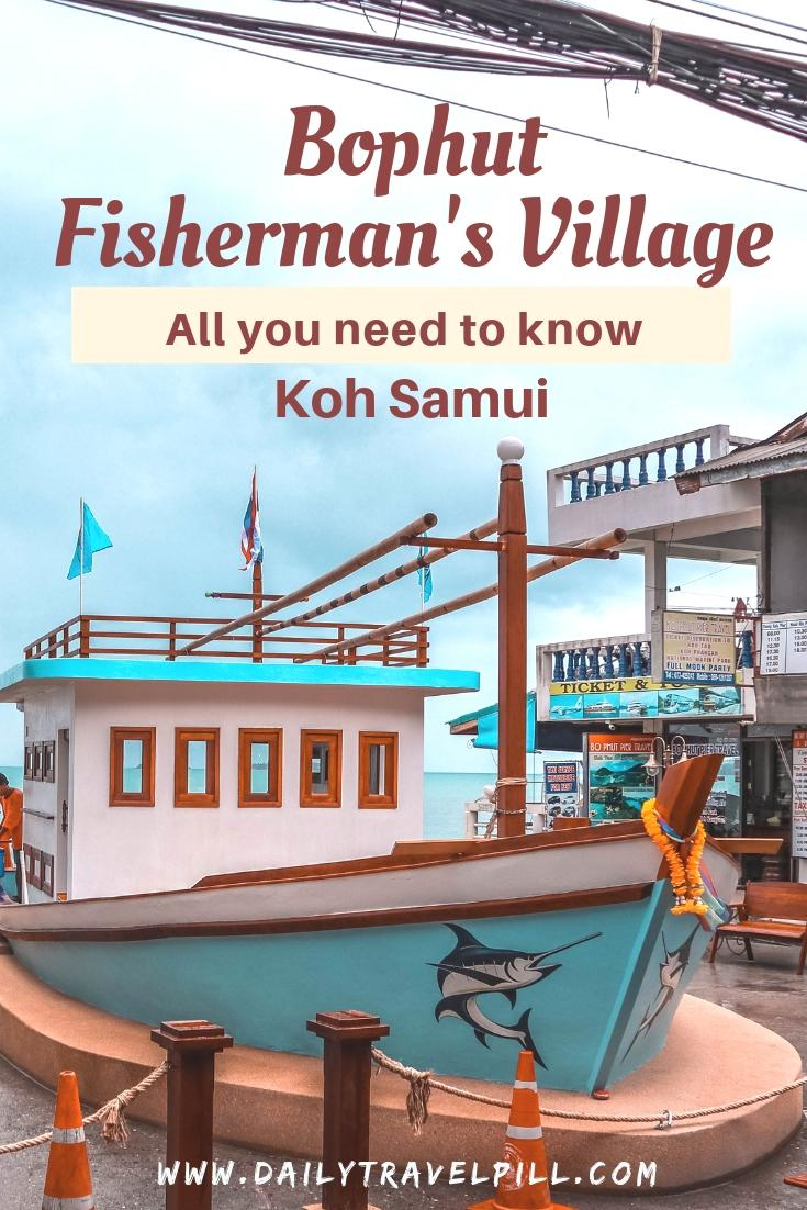 Explore the Fisharman's Village in Koh Samui and discover countless boutique stores, restaurants and pubs. Read more about it here.