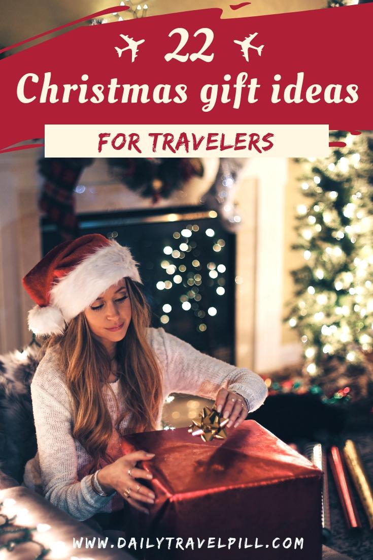 22 awesome Christmas gift ideas for travelers for every budget