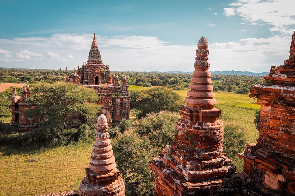 How to find temples you can still climb on in Bagan, Myanamr