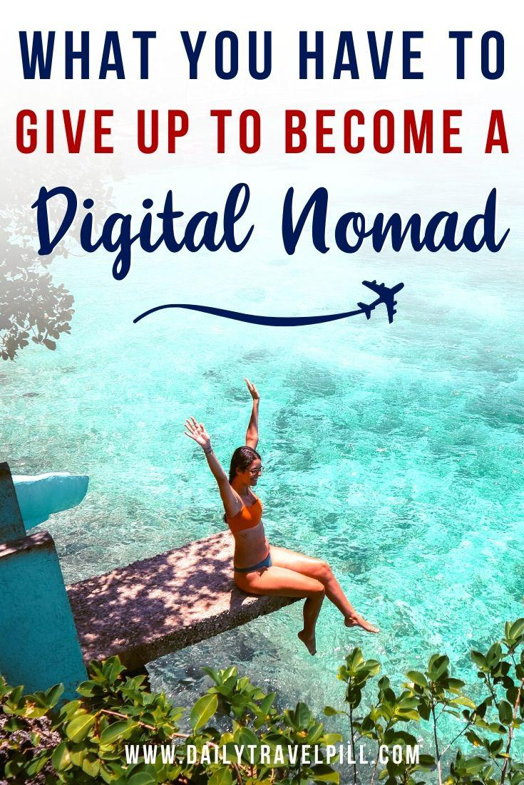 What nobody tells you about being a digital nomad