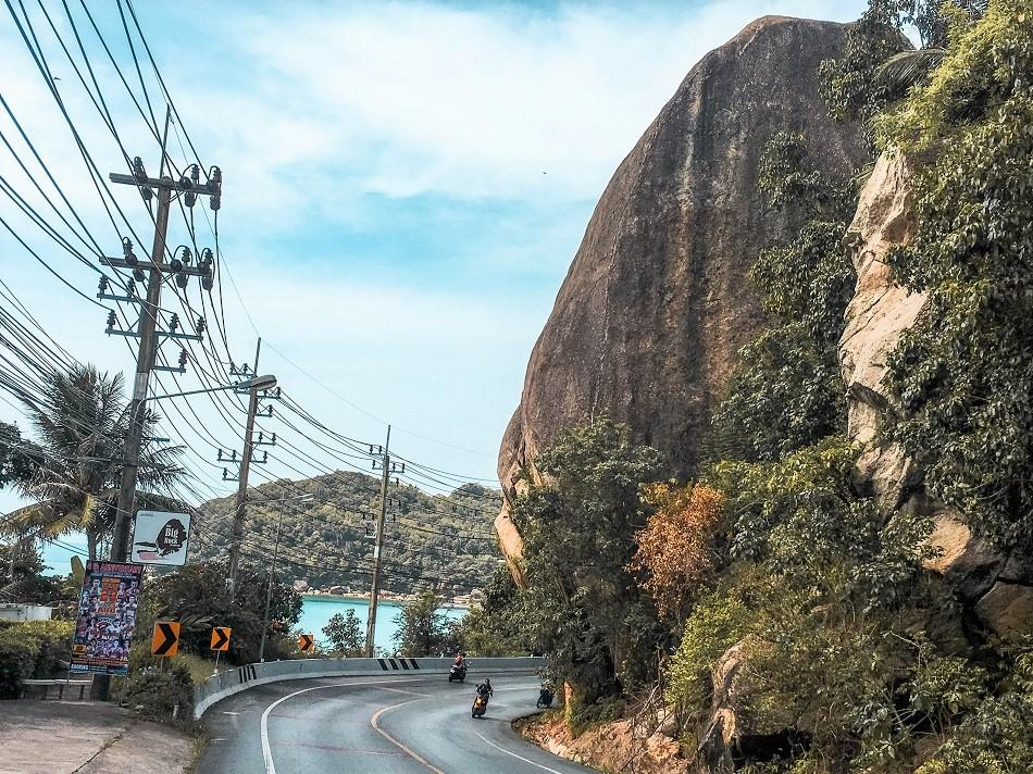 Elephant Rock Koh Samui
