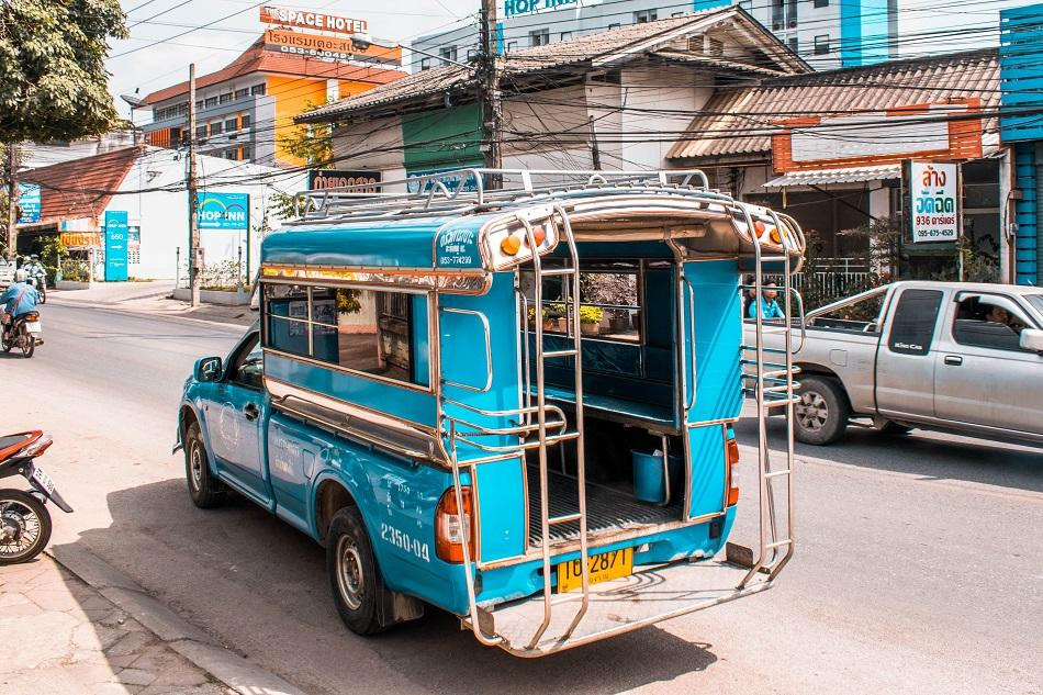 How to get around Koh Samui