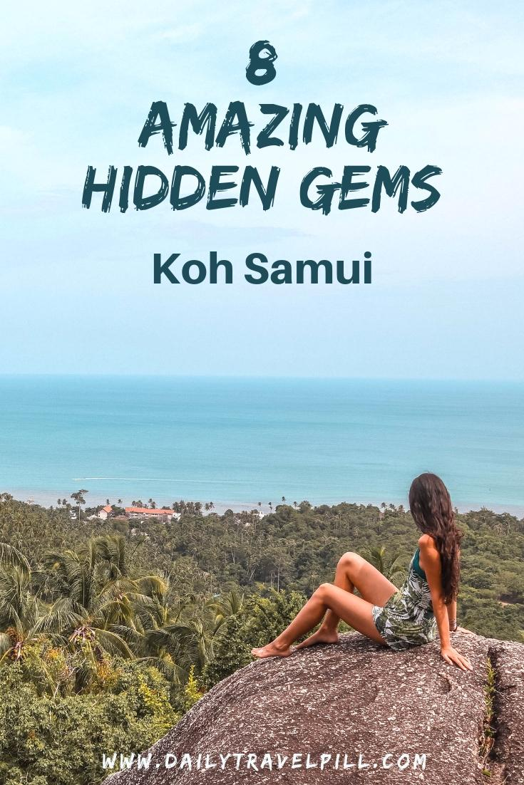 Koh Samui hidden gems