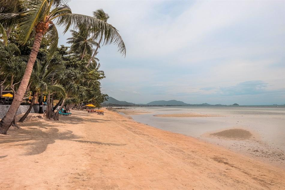 Koh Samui hidden gems - Laem Yai Beach