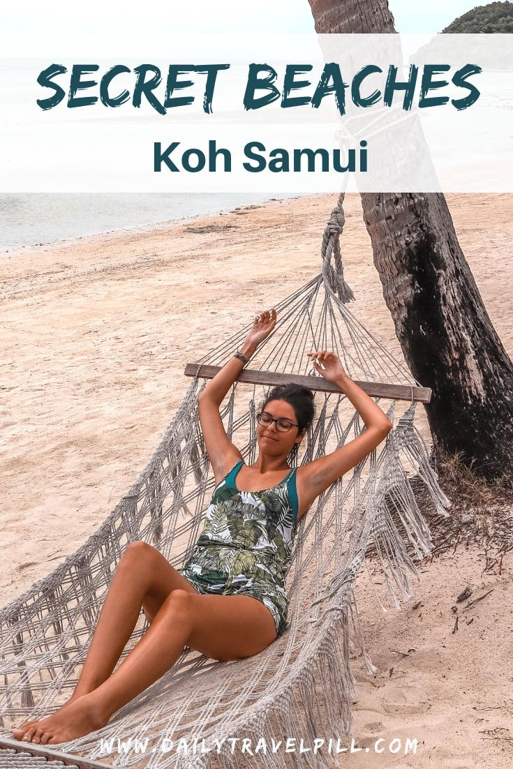Secret beaches in Koh Samui