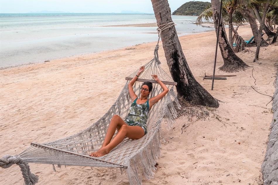 Laem Yai secret beach Koh Samui