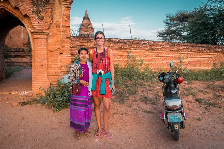 Best temples in Bagan