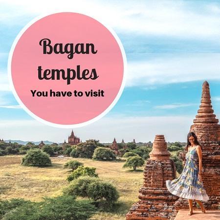MUST VISIT Bagan temples & pagodas - don't miss no 8 - Daily