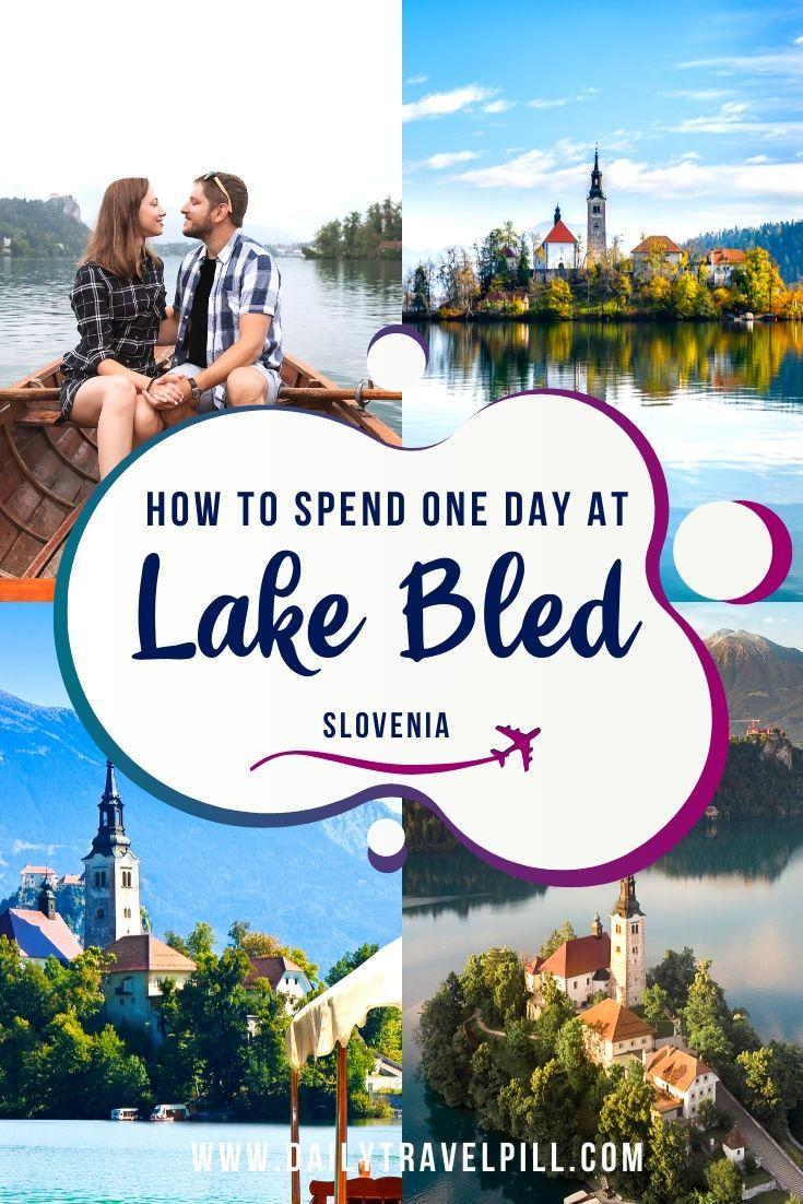 One day in Bled - itinerary