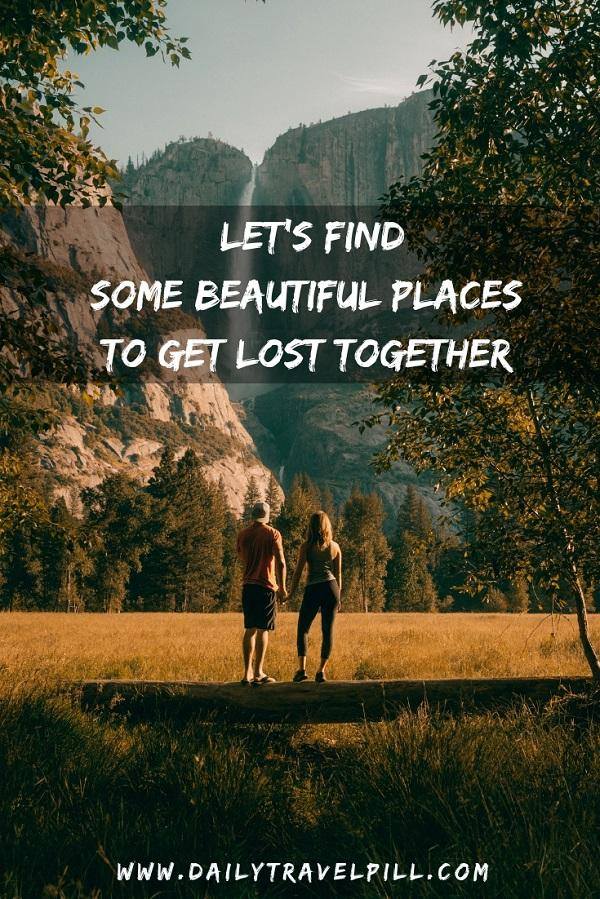 65 Couple travel quotes - THE BEST of 2019 - Daily Travel Pill