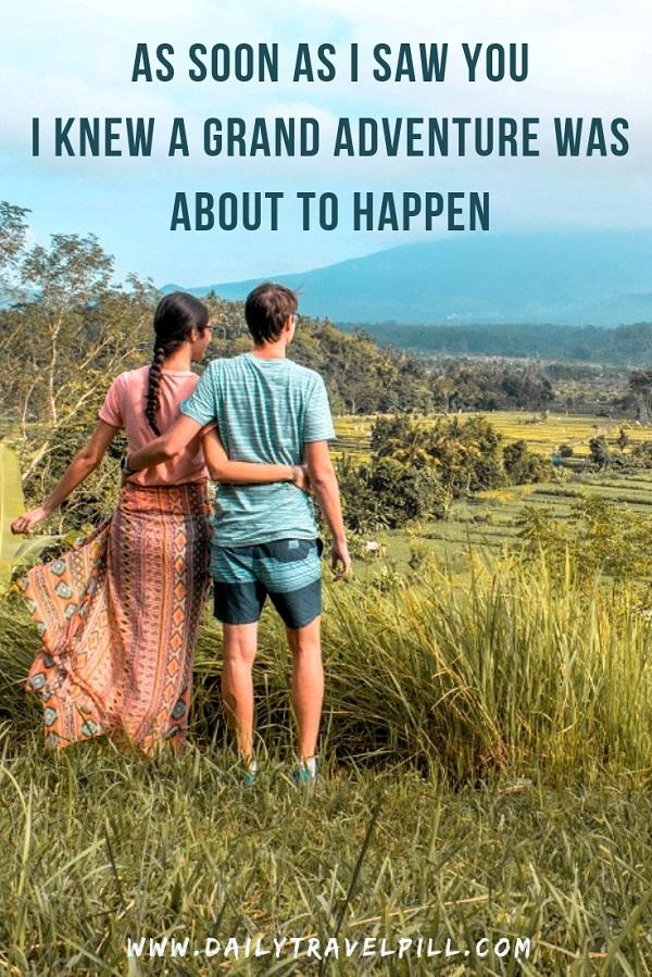 65 Couple Travel Quotes The Best Of 2019 Daily Travel Pill