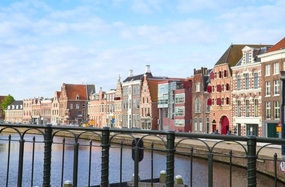 Haarlem Dutch houses