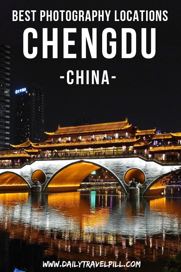Best photography locations in Chengdu