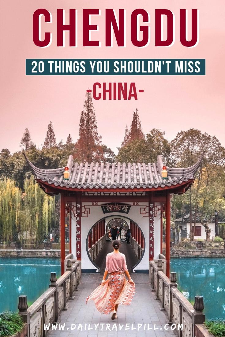 Things to do in Chengdu guide