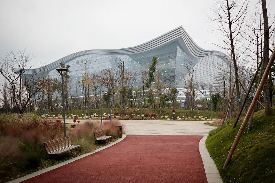 New Century Global Center, Chengdu