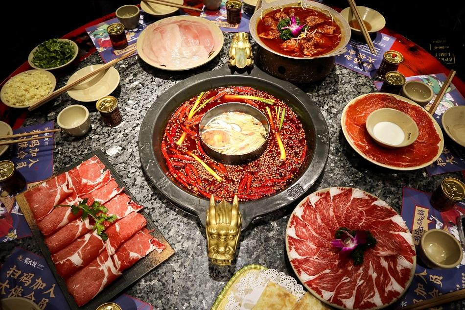 Hot Pot overview, Chengdu