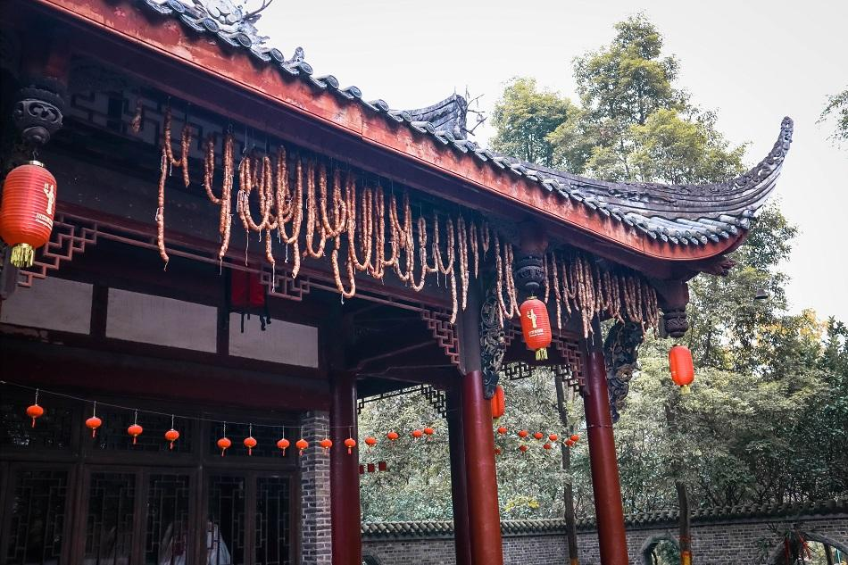 Sichuan Cuisine Museum, near Chengdu, China