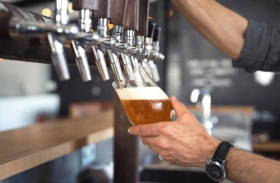 Jopen Brewery Haarlem, Netherlands