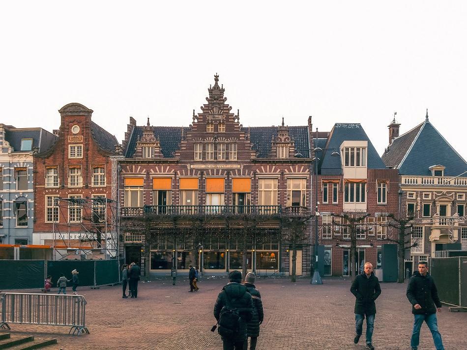 Haarlem Grote Market