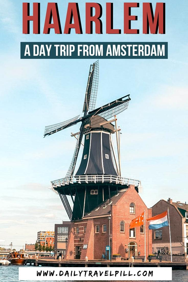 Haarlem things to do in one day