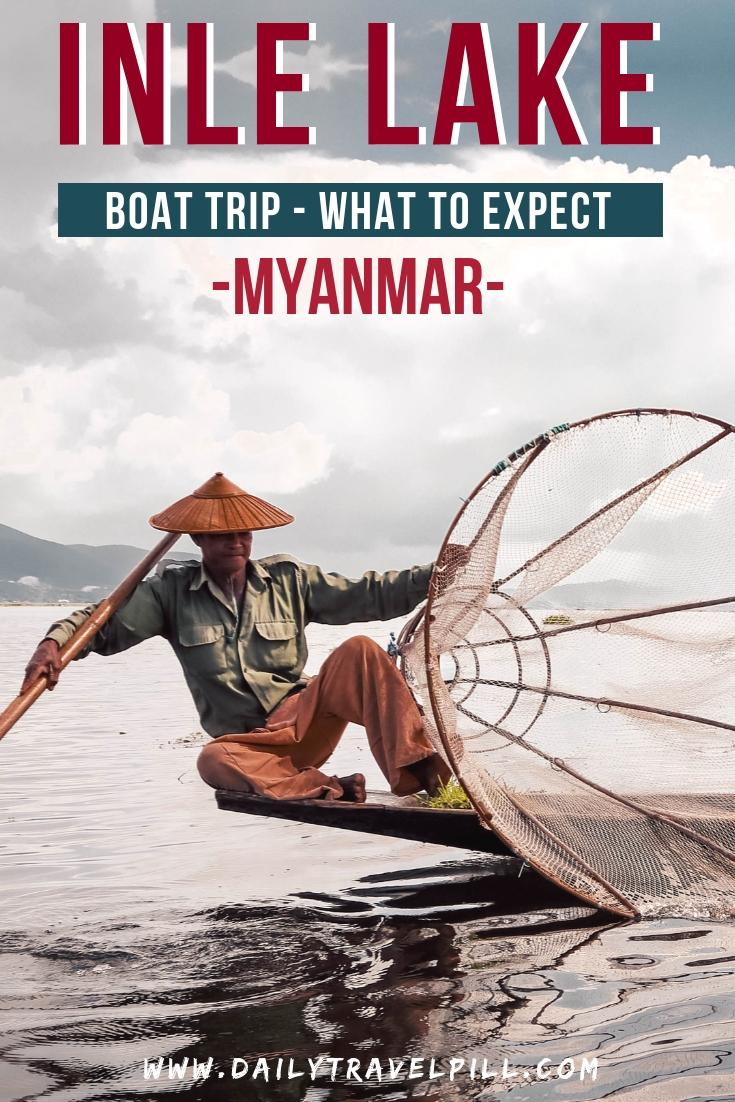 Inle Lake boat trip guide