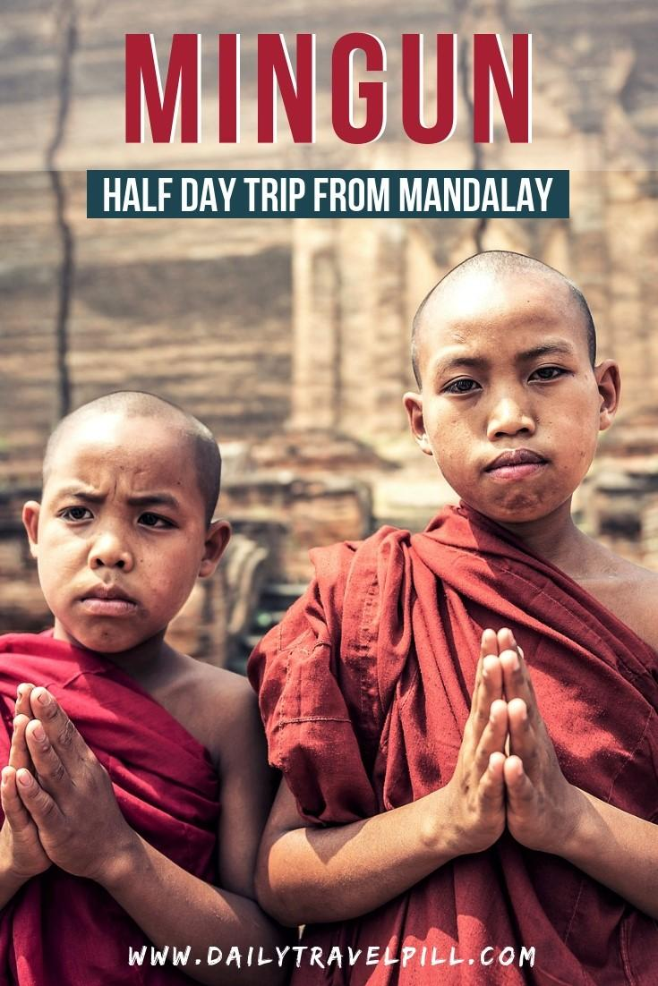 Things to do in Mingun, Myanmar