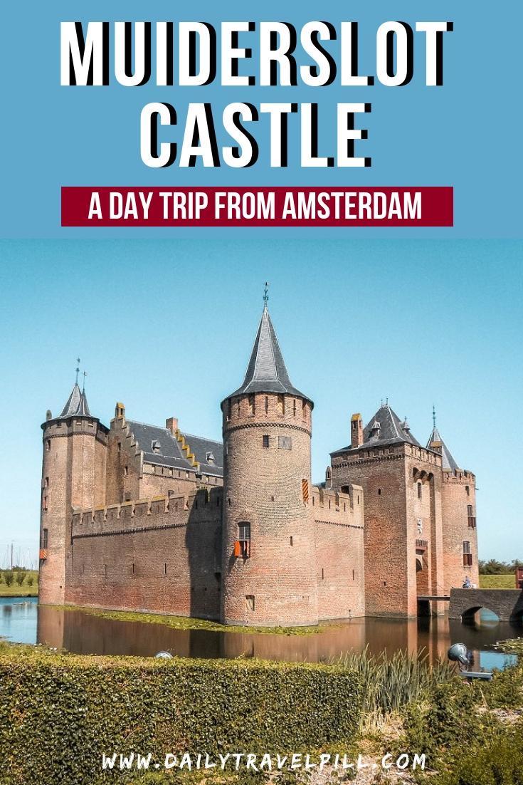 Muiderslot trip from Amsterdam