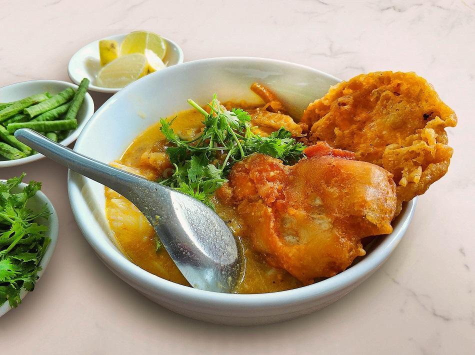 Mawlamyine traditional food