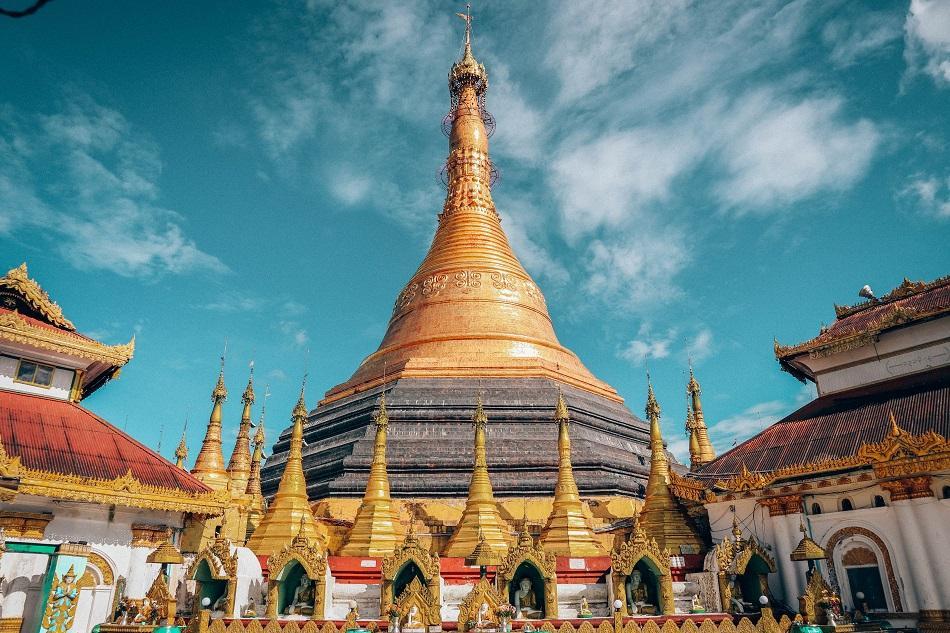 Kyeik Than Lan Pagoda, Mawlamyine