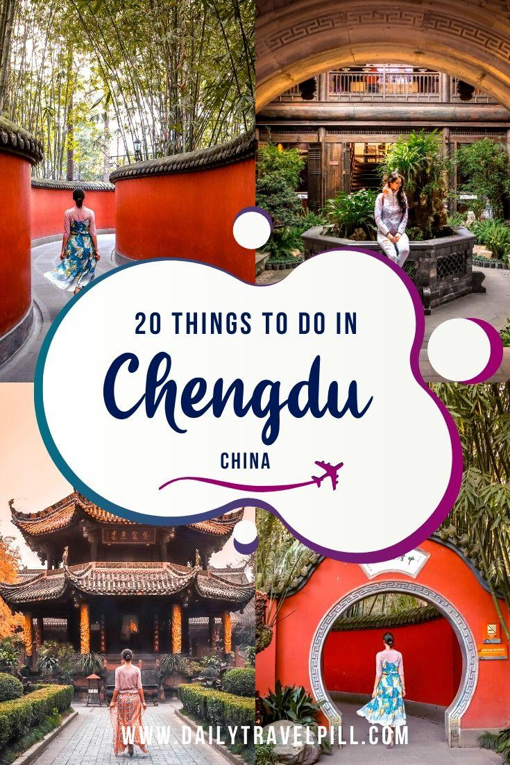 Top things to do in Chengdu, China