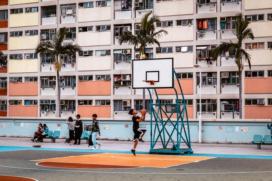 Choi Hung Estate Hong Kong - Instagram place
