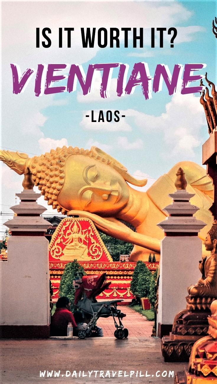 Is Vientiane worth visiting?