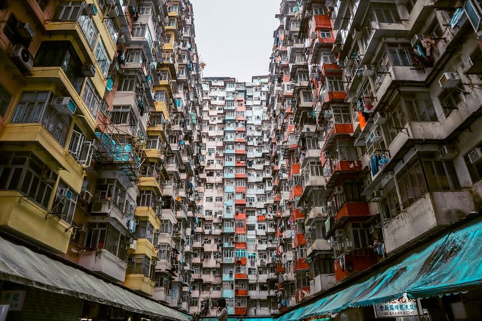Montane Mansion, Hong Kong