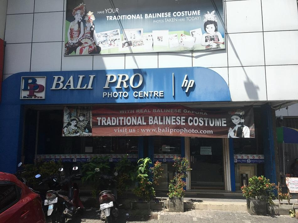 Passport photos Bali