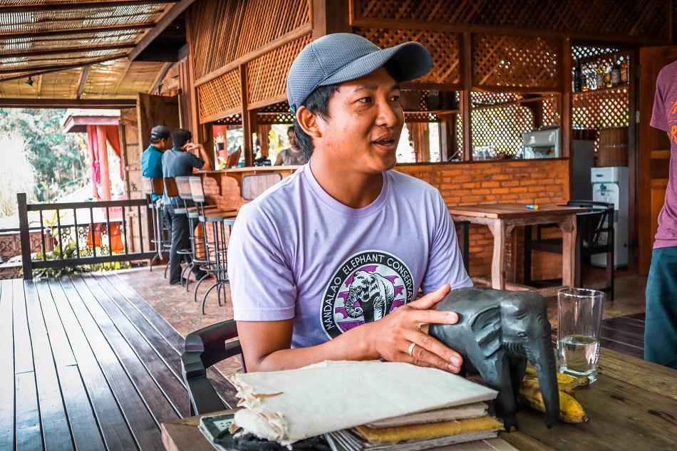 Induction at Mandalao Elephant Sanctuary