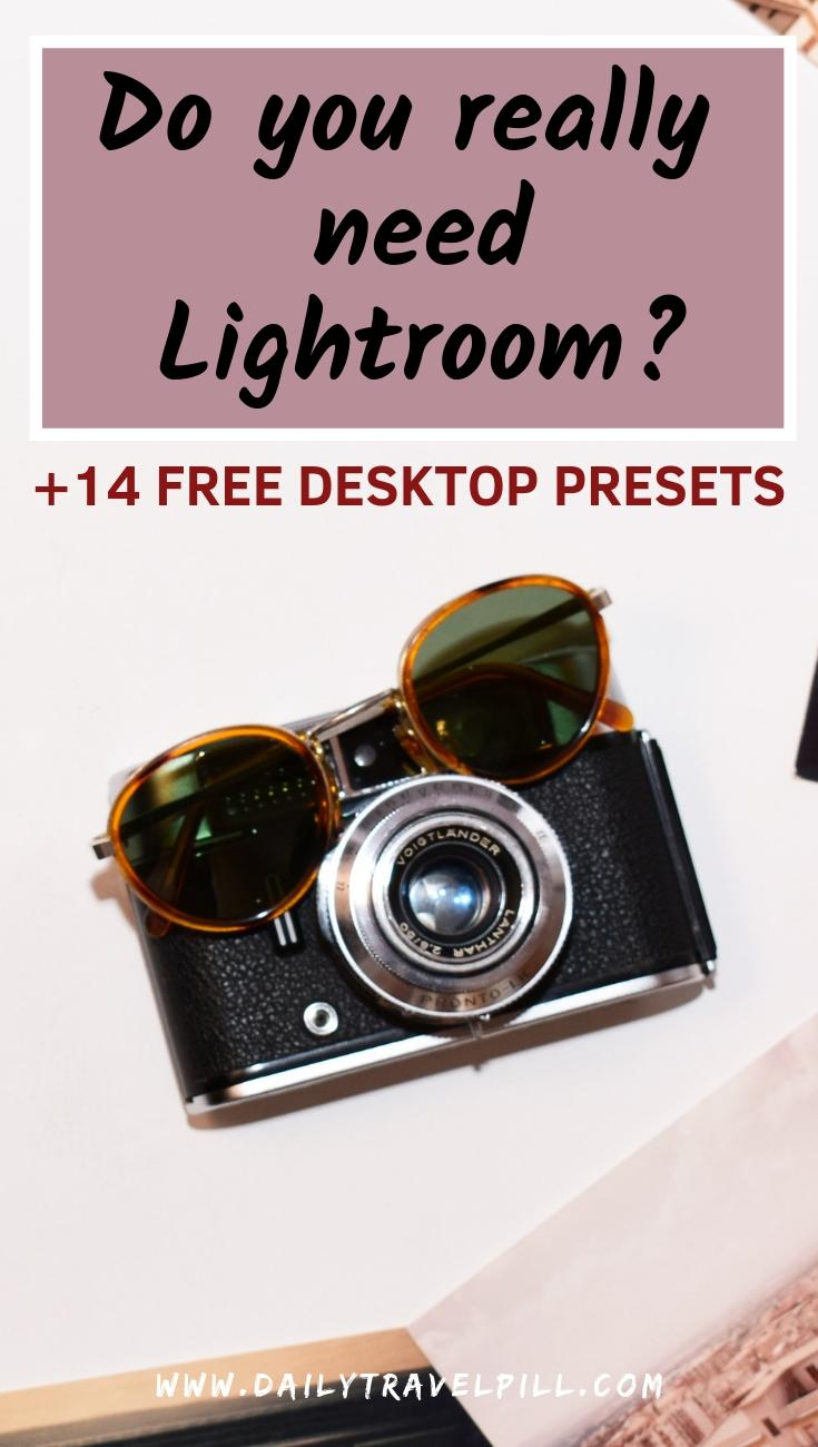 Lightroom photography talk