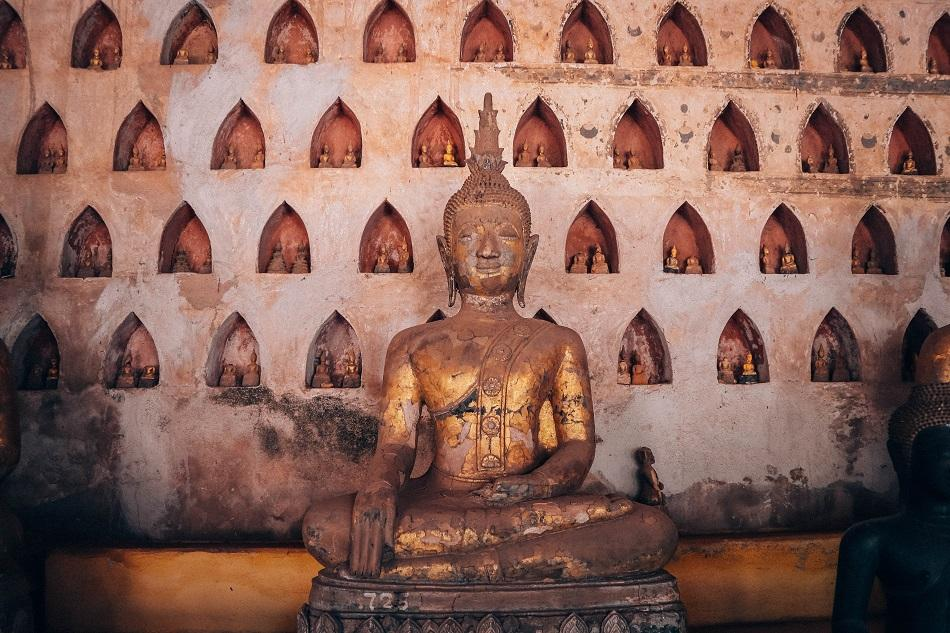 Sisaket Temple Vientiane, Laos