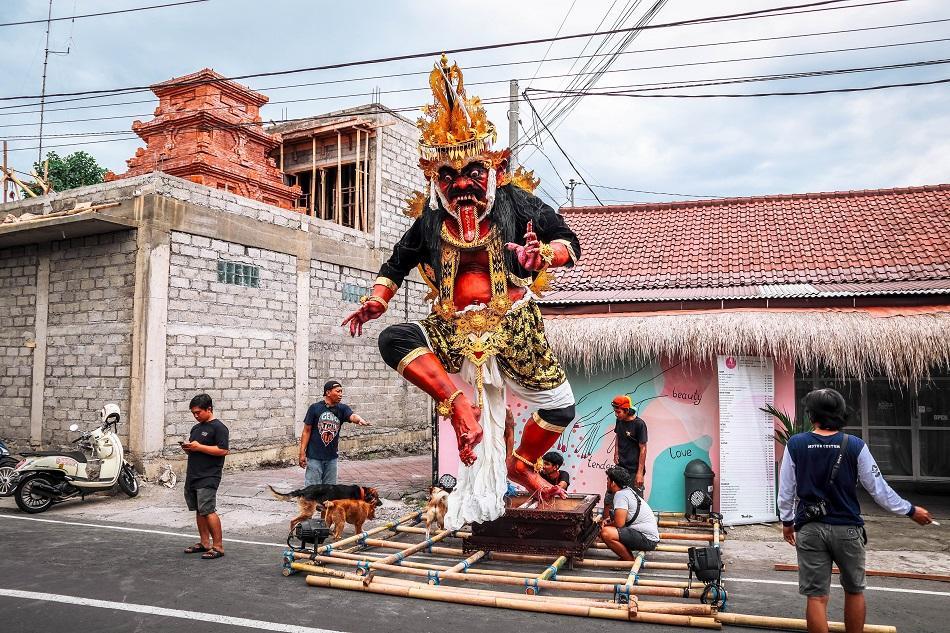 Ogoh Ogoh, Canggu, Bali