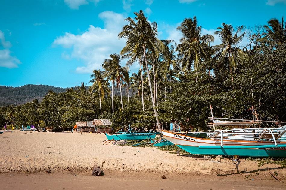 Talaudyong Beach Puerto Princesa