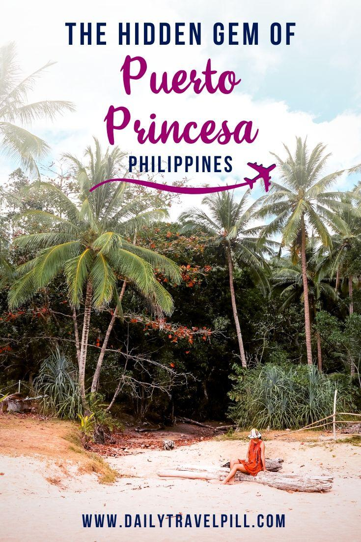 Nagtabon Beach Puerto Princesa, Palawan