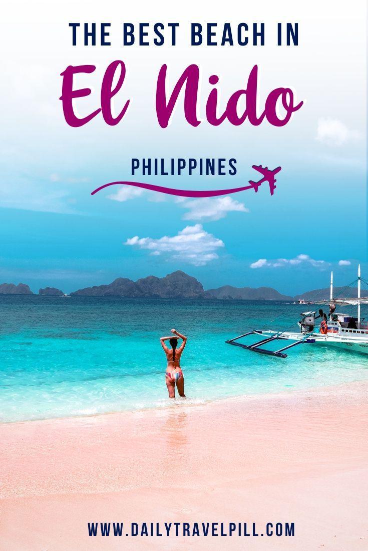 7 Commando Beach El Nido, Palawan