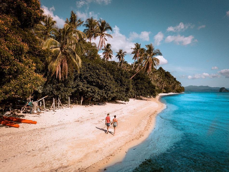 El Nido Secret Beach