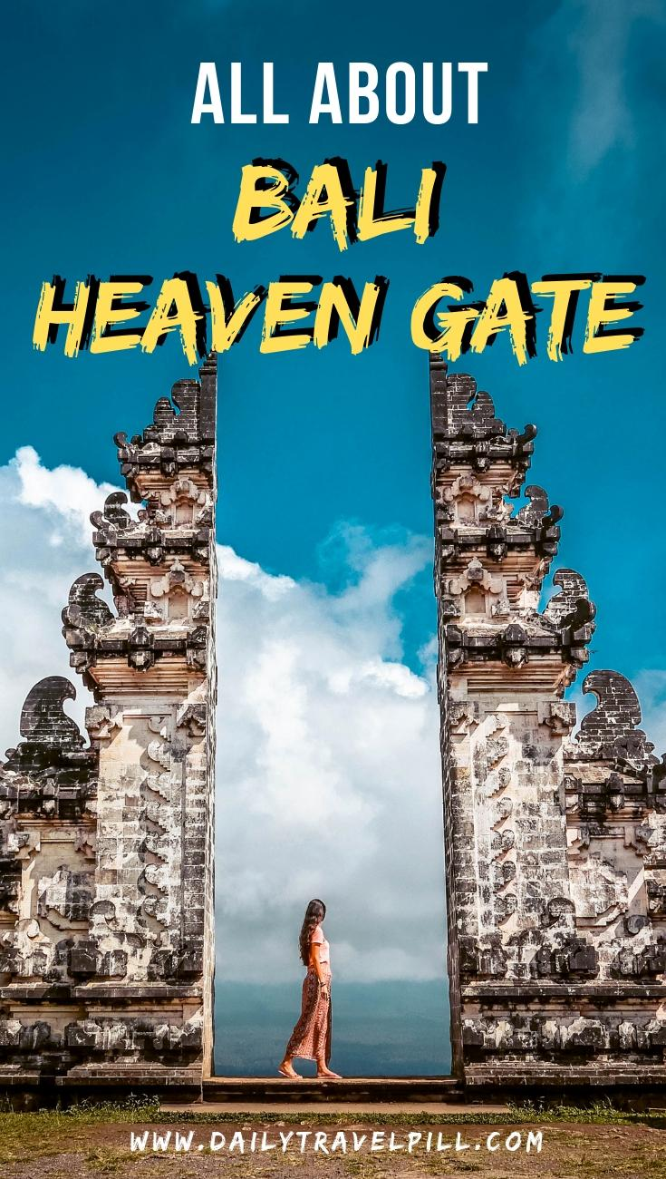 Bali Gateway to Heaven