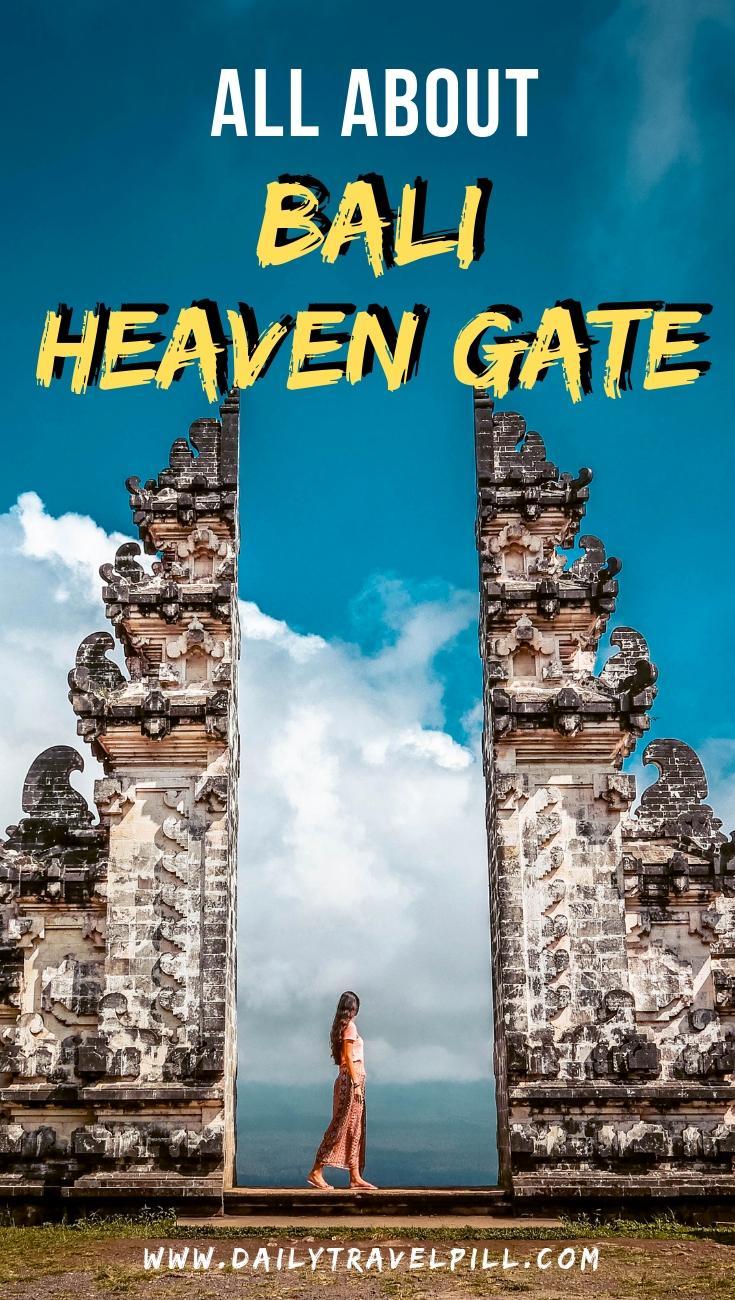 Bali Gateway to Heaven