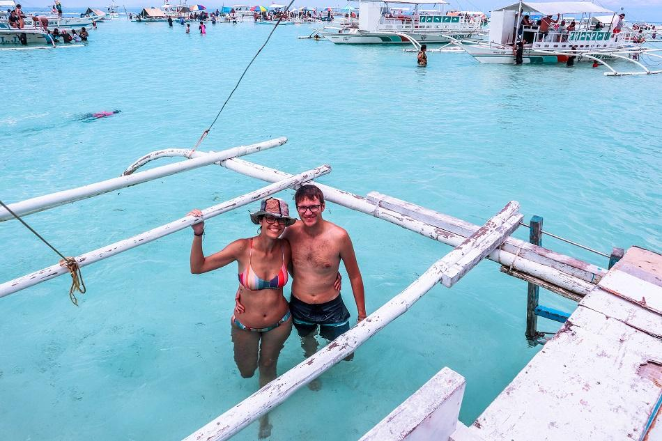Island Hopping Bohol tour
