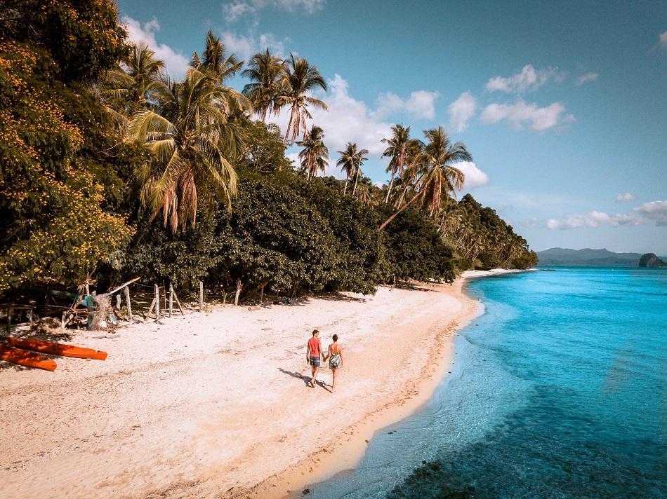Best beaches El Nido