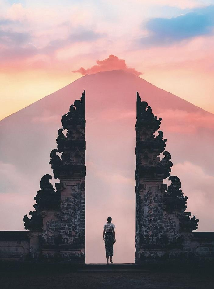 Heaven Gates Bali - Pura Lempuyang Temple, Bali