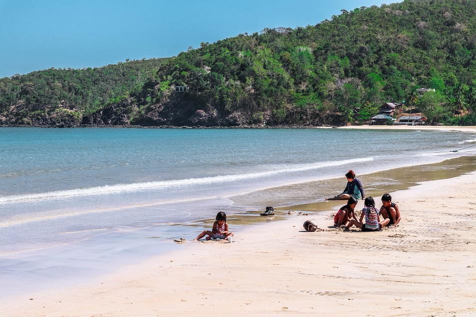 Nagtabon Beach Puerto Princesa